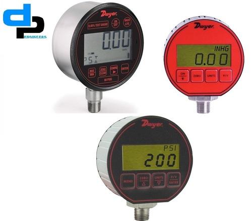 DWYER USA DPG-203 Digital Pressure Gauge
