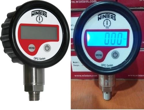 Winters Digital Pressure Gauge DPG215