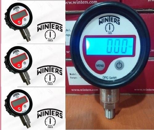 Winters Digital Pressure Gauge DPG220