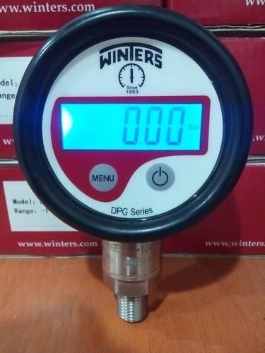 Winters Digital Pressure Gauge DPG222