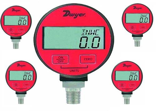 DWYER USA DPG-208 Digital Pressure Gauge