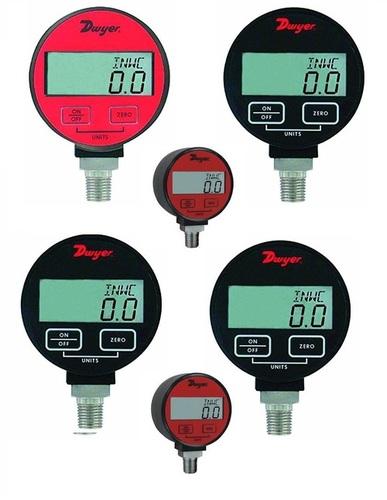 DWYER USA DPG-209 Digital Pressure Gauge