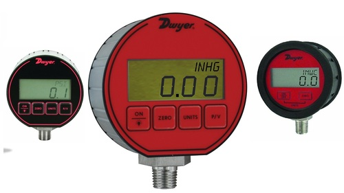 DWYER USA DPG-211 Digital Pressure Gauge