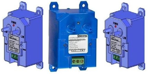 Sensocon USA SERIES 211-D500A-1 Differential Pressure Transmitter