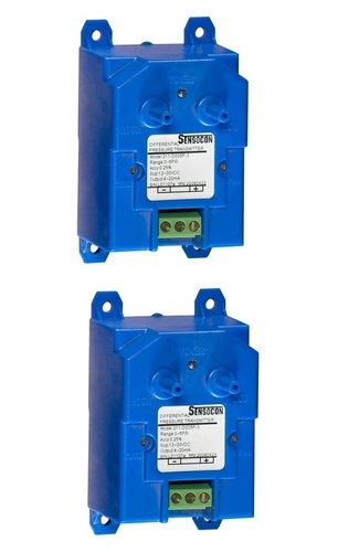 Sensocon USA SERIES 211-D005K-3 Differential Pressure Transmitter