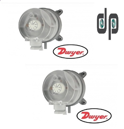 Dwyer EDPS-08-1-N Adjustable Differential Pressure Switch