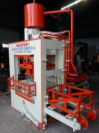 Automatic Fly Ash Brick Machine / ENDEAVOUR-iF1200