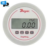 Dwyer USA DM-1102 DigiMag Differential Pressure Gauge
