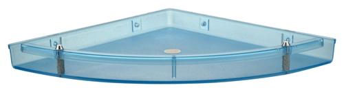 Corner Shelf 8x8 Blue