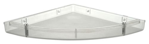 Corner Shelf 8x8 Clear