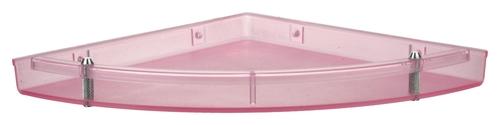 Corner Shelf 12x12  Pink