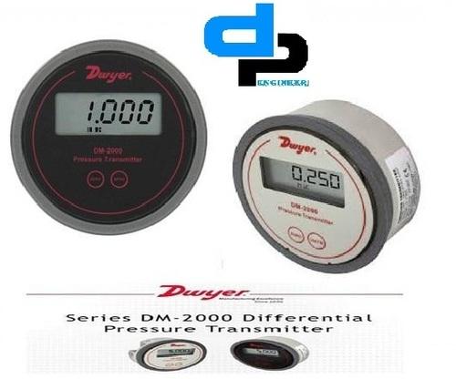 Dwyer USA DM-1103 DigiMag Digital Pressure Gauge
