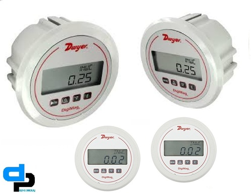 DM-1000 Digital Differential Pressure