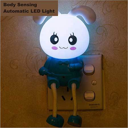 Body Sensing Automatic LED light