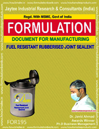 Fuel Resistant Rubberised joint sealant
