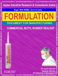Commercial Butyl Rubber Sealant