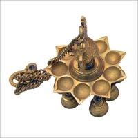 Brass Pooja Diyas
