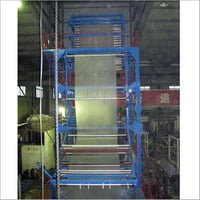 CO Extrusion Film Blowing Machine
