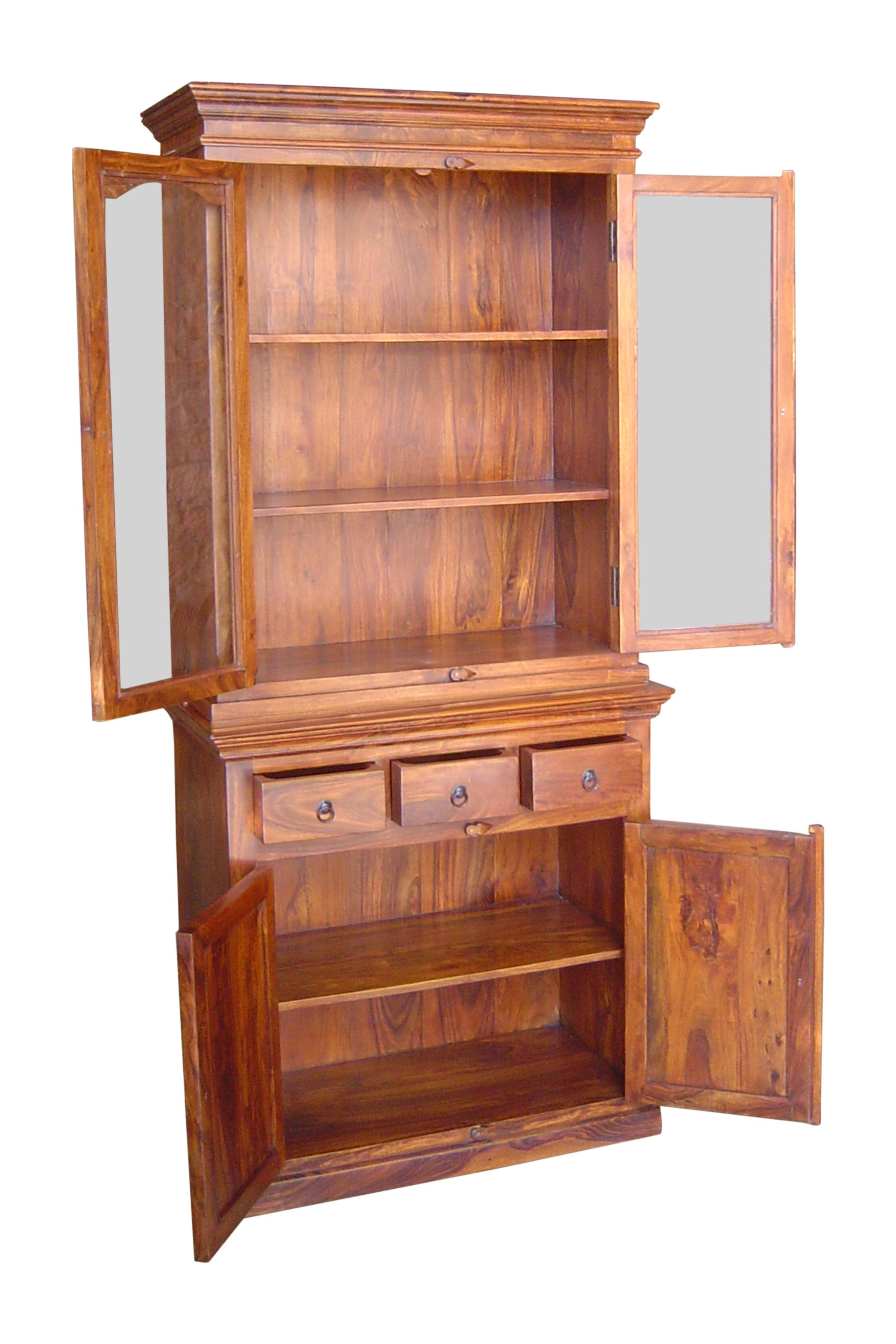 Teak Wood Almirah Manufacturer Supplier Exporter