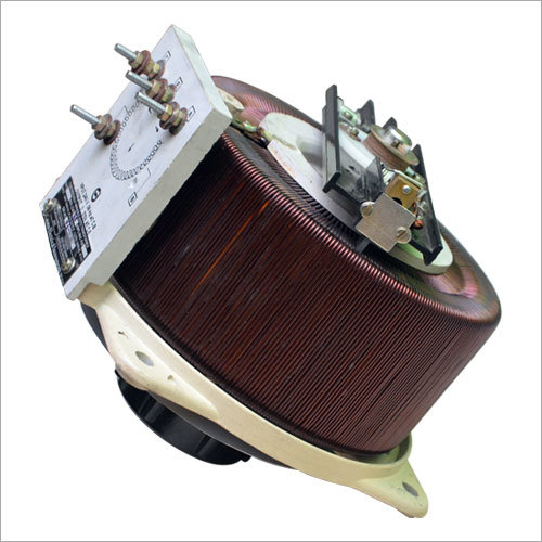 Single Phase Variable Auto Transformer