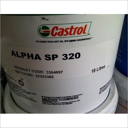 Castrol Alpha SP 320 Gear Oil