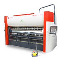 Servo Drive Electric Press Brake