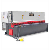 NC Swing Beam Shearing Machine