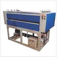 Steel Wool Brushing Machine