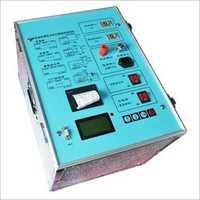 Automatic Capacitance & Tan Delta Tester