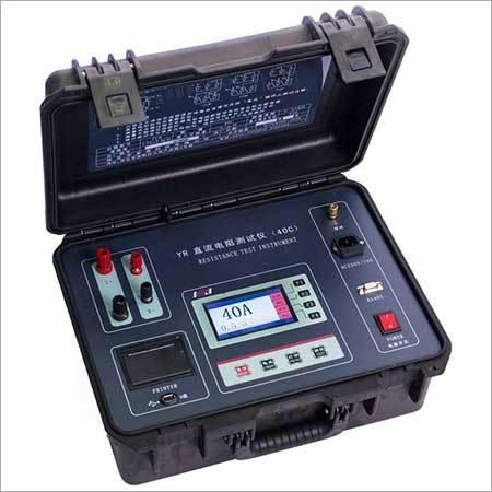 DC Resistance test instrument