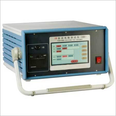 Transformer Resistance Test Instrument