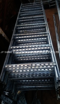 Hot Dip Ladder Type Cable Tray