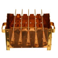 Copper Brass Barbecue