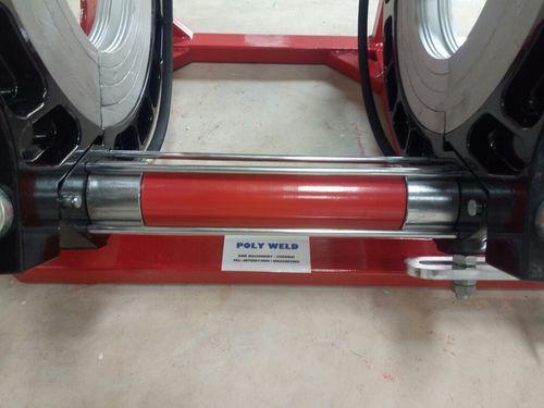 Manual bud fusion welding machine