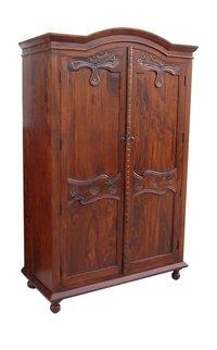 Vintage Style Wooden Almirah