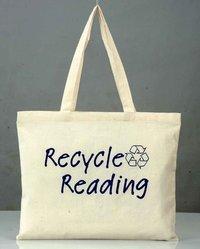 Canvas Printed Shopping Bag