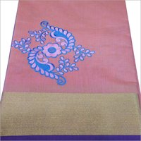 Ladies Pure Handloom Cotton Sarees