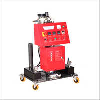 High Pressure Polyurethane PU Rigid Foam Spray Machine