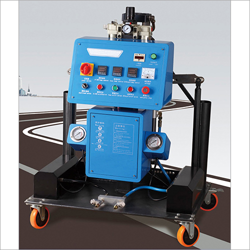 Polyurethane Spray Foam Insulation Filling Machine