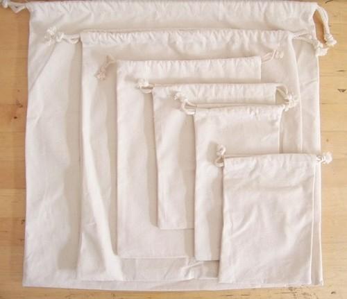 Canvas Pouch Bag
