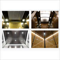 Elevator Ceiling Design Services