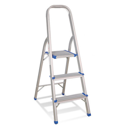 Aluminium Three Step Ladder
