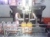 Viscous Liquid filling machine manufacturer in Hyd