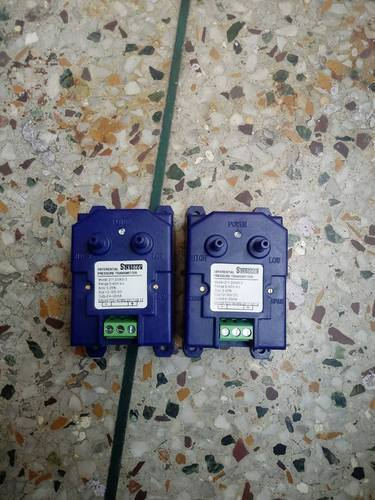 Series 211sensocon differential pressure transmitt