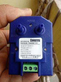 Sensocon USA SERIES 211-D004I-1 Differential Pressure Transmitter