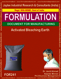 Activated Bleaching Earth Making