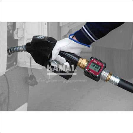 Digital Flow Meter Fuel Nozzle