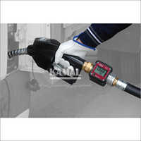 Digital Flow Meter Fuel Nozzle