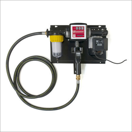 Diesel Digital Refueling Wall Mounted Kit Fuel Pump