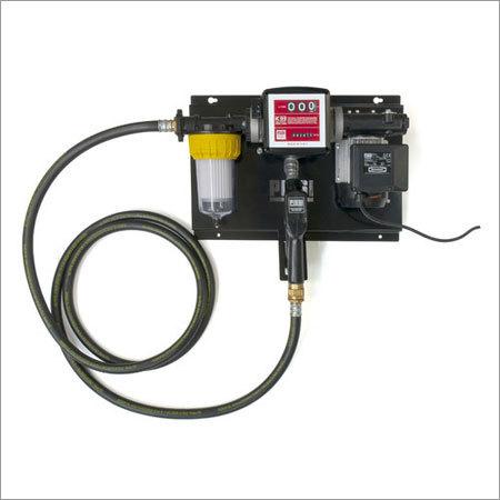 Diesel Digital Refueling Wall Mounted Kit Fuel Pump
